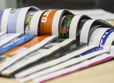 Booklets and Magazines